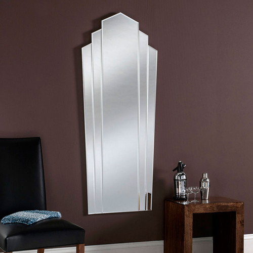 C/S 338 ART DECO style mirror, by C/S. Available now from Countrystyle Interiors.