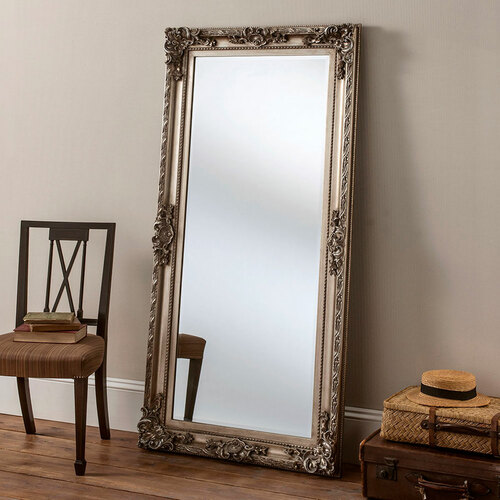 Carved Rocco style 137 Mirror