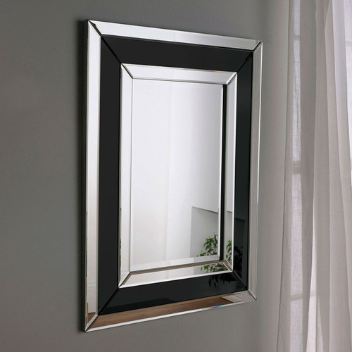 C/S 480 Art Deco style venetian style mirror 36 x 28, by . Available now from Countrystyle Interiors.