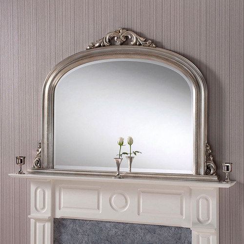 Countrystyle 313 Overmantel mirror, by . Available now from Countrystyle Interiors.