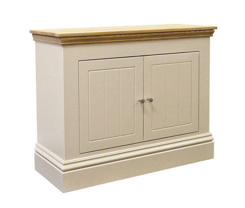 2 door small sideboard, by New England. Available now from Countrystyle Interiors.