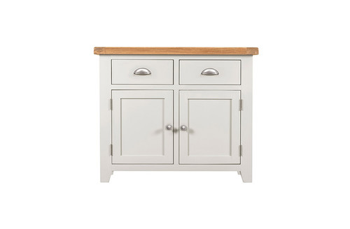 Annecy white 2 door/ 2drawer sideboard, by Countrystyle. Available now from Countrystyle Interiors.