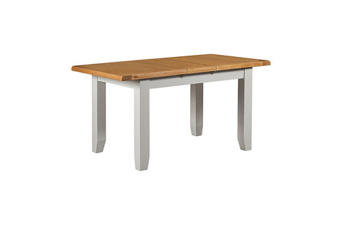 Annecy small extending table ( 120/150w ), by Countrystyle. Available now from Countrystyle Interiors.