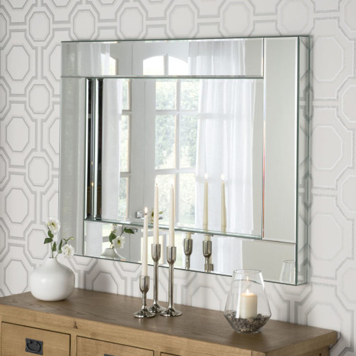 CS Venice deep set mirror frame, by Countrystyle. Available now from Countrystyle Interiors.