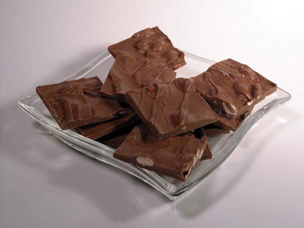 Milk Chocolate Bark
