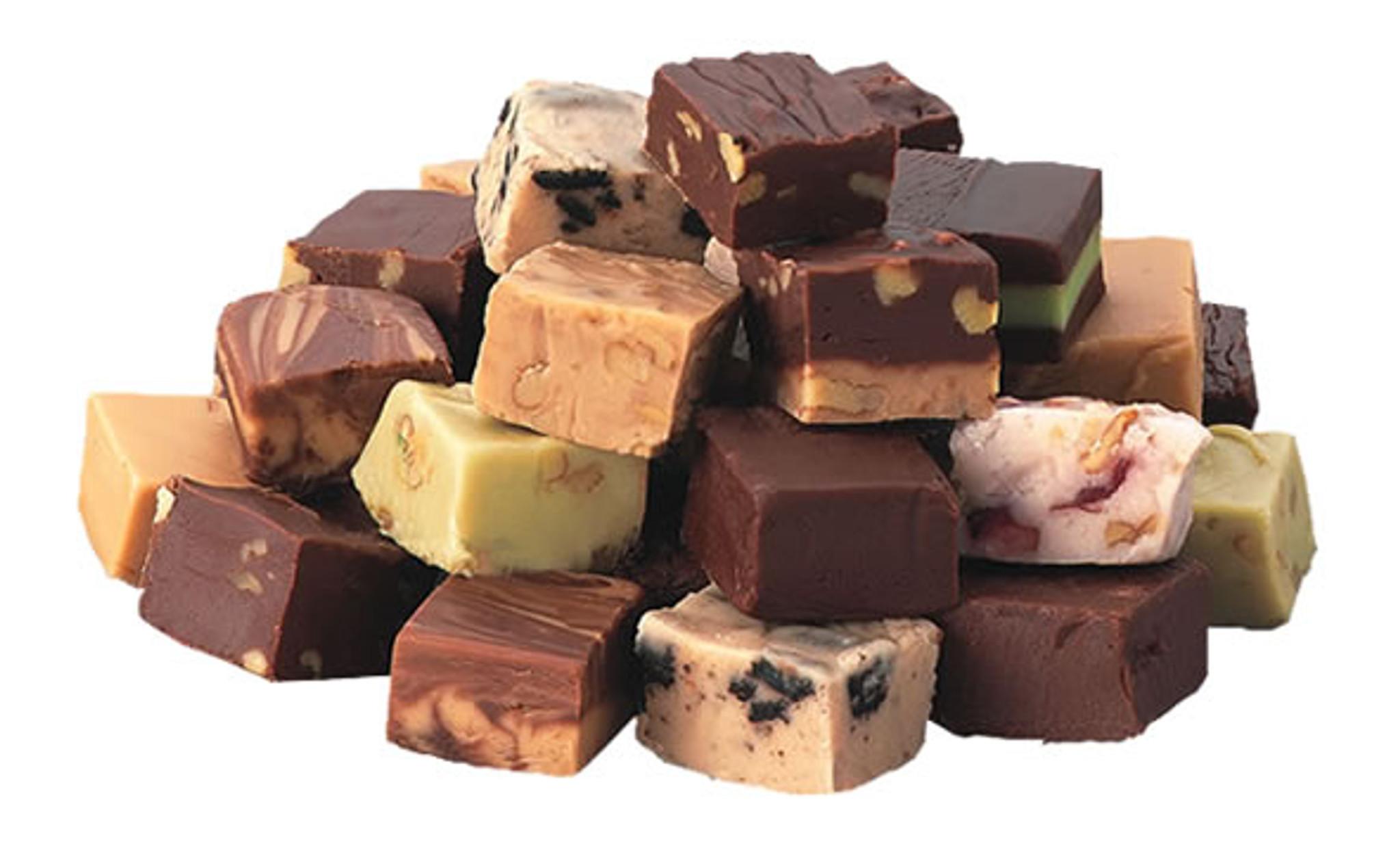 Fudge Flavor Assortment - Winfrey's Fudge & Chocolates