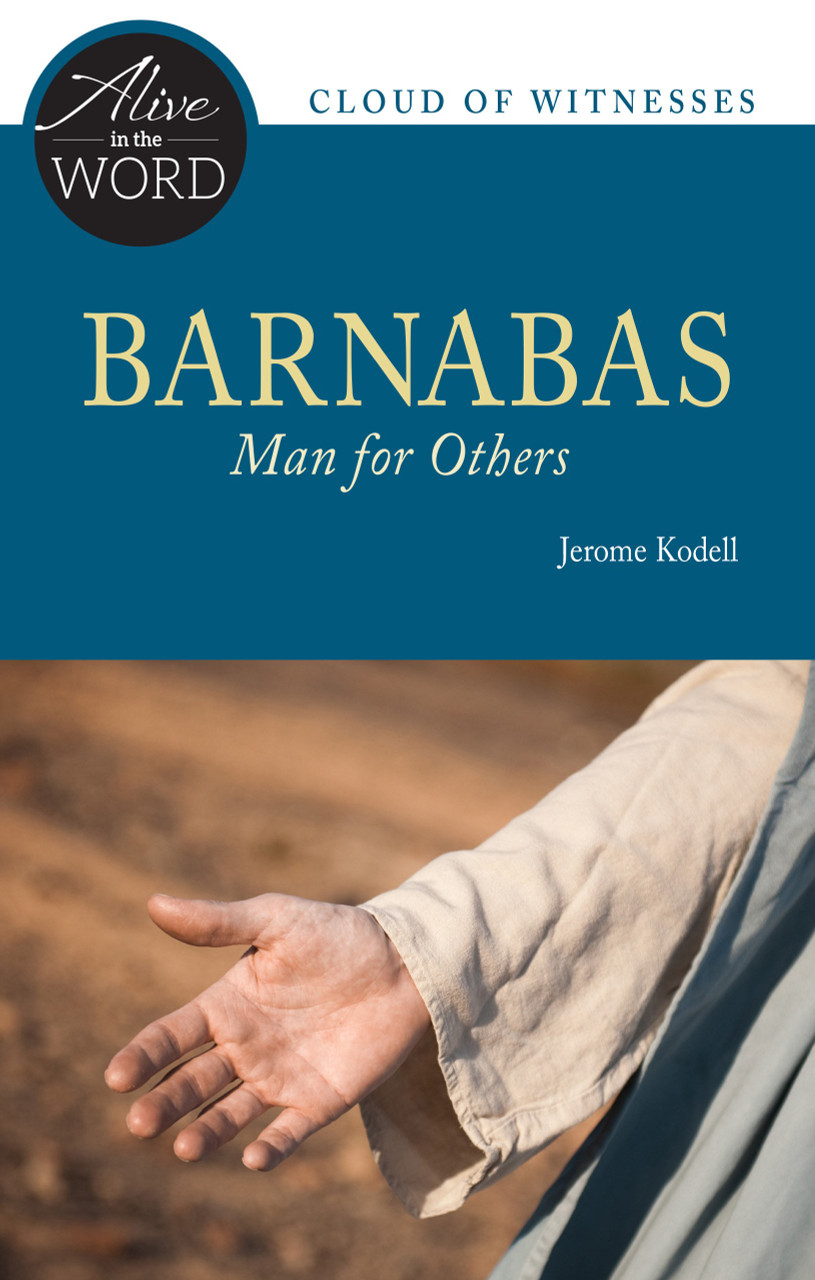 Barnabas: Man for Others (autographed)