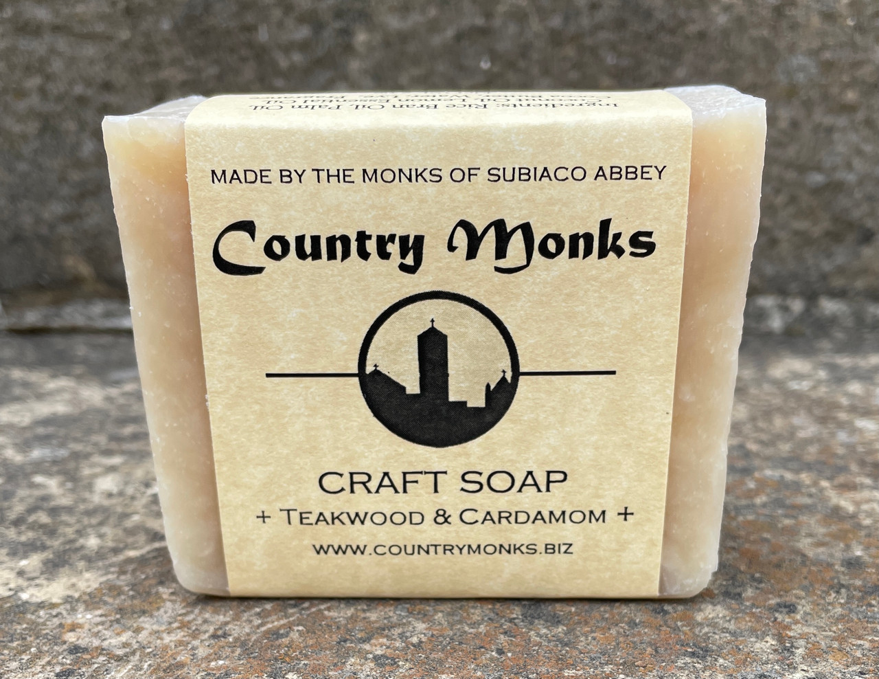 Soaps (Teakwood & Cardamom)