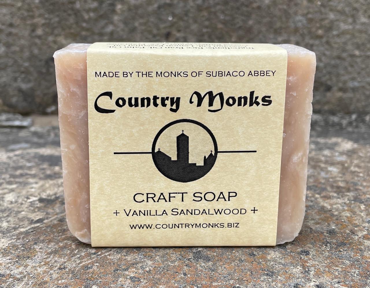 Soaps (Vanilla Sandalwood)