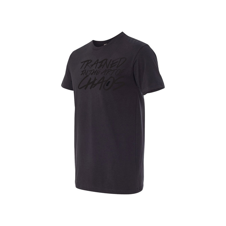 Script Fitted Tee