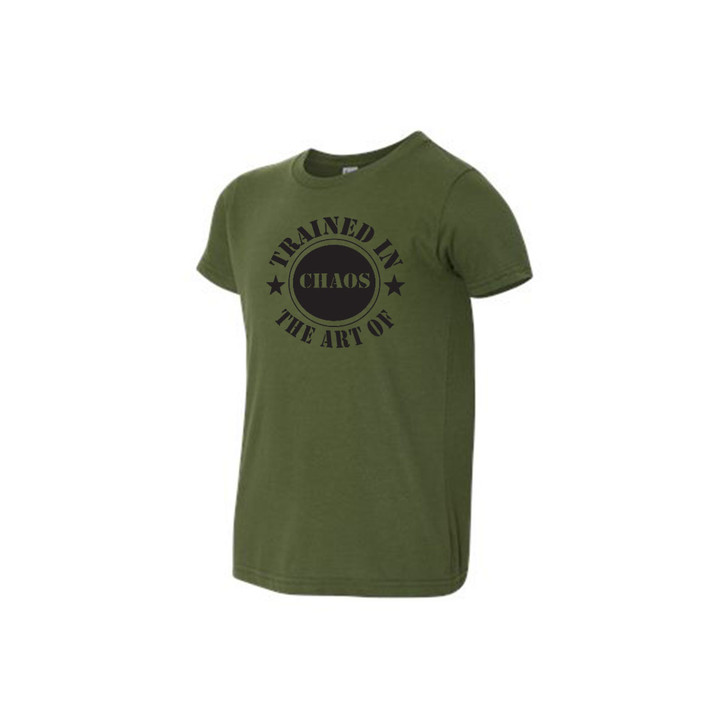 Youth Stamp (military green)