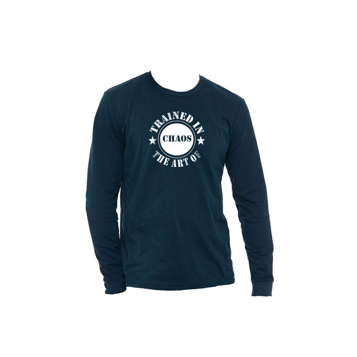 Unisex Long Sleeve Sueded T