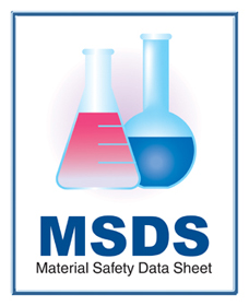 Pink Car Soap MSDS Sheet