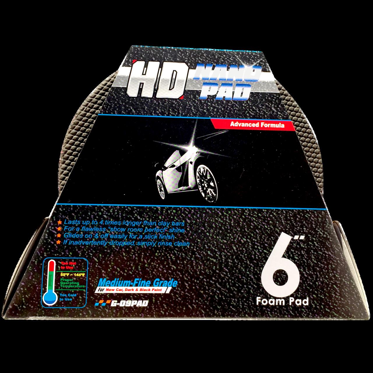 HD Nano Pad - Clay Bar Alternative