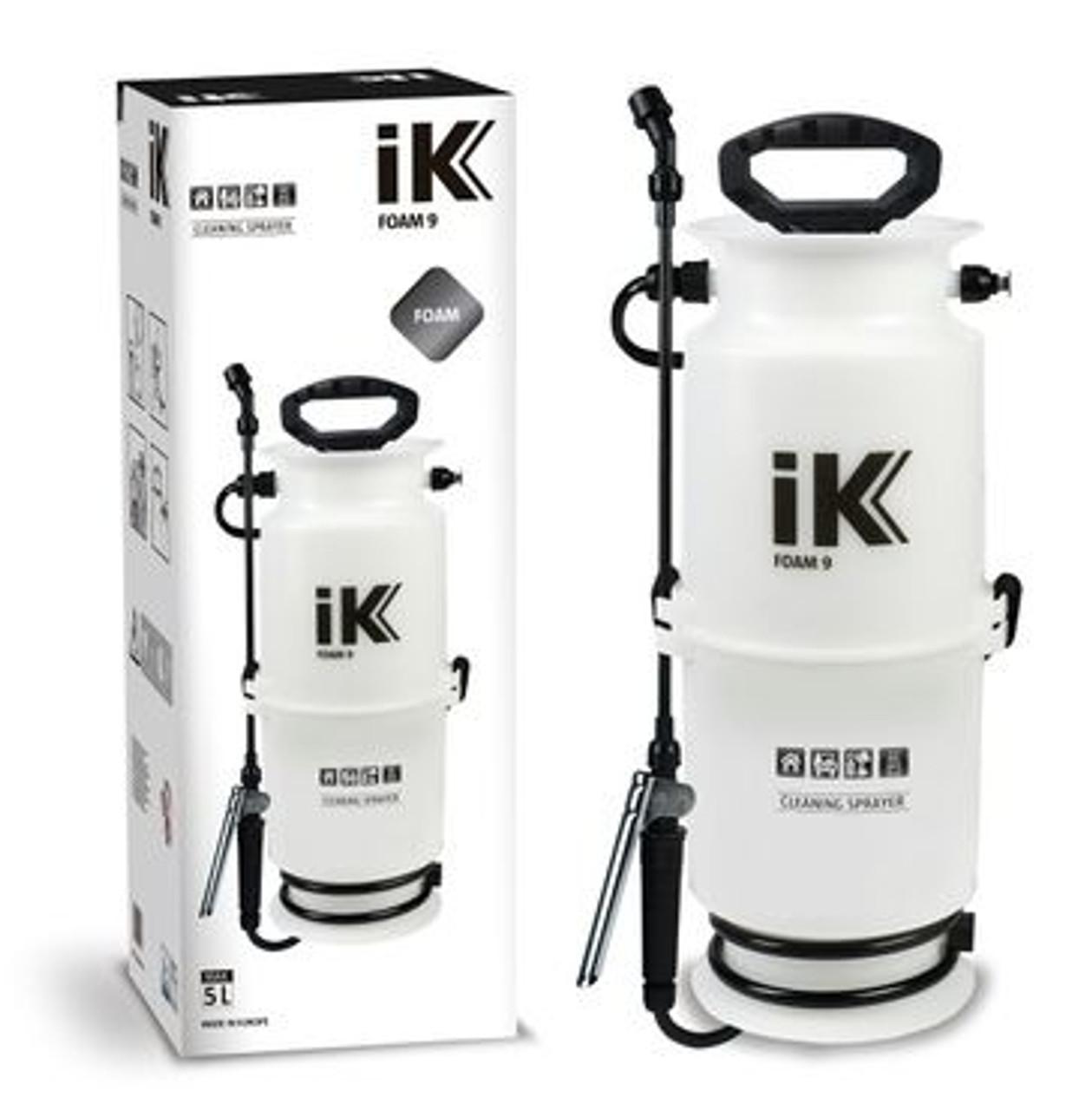 Car & Motorbike Care IK 9 FOAM SPRAYER Cleaning Kits