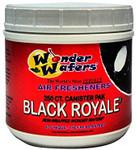 WONDER WAFER CANISTER PACK 250 COUNT - BLACK ROYALE SCENT