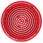 THE DETAIL GUARDZ DIRT LOCK - CAR WASH BUCKET INSERT (RED)