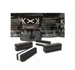 KXK DYNAMICS R.I.D.STIX 4 PACK - THE WORLD'S SMALLEST PRODUCTION SANDING BLOCKS