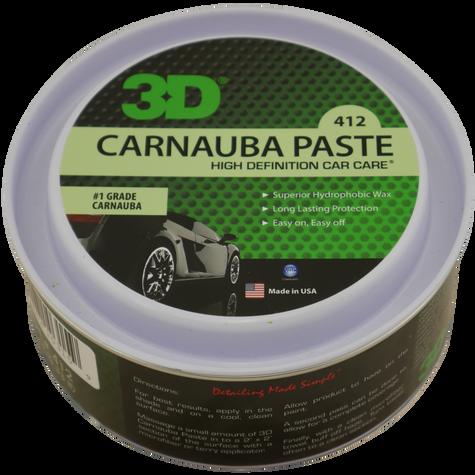 Carnauba Paste Wax 14 oz