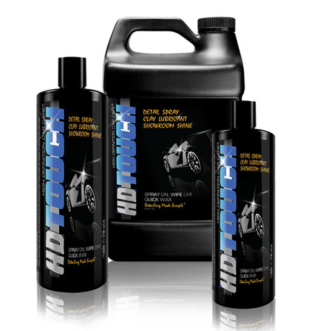 HD Touch - Express Detailer and Waterless Car Wash