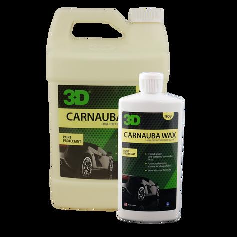 Carnauba Wax - Wet Look Finishing Wax