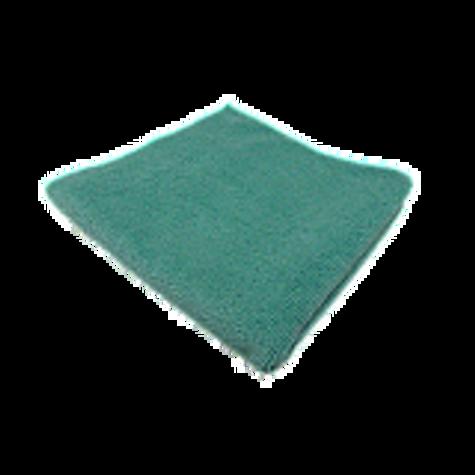Microfiber Towel for Exterior Green