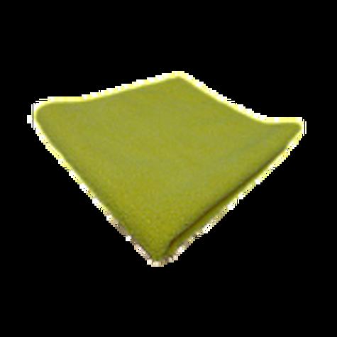 Microfiber Towel for Interior Yellow