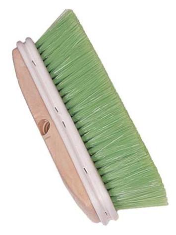 """Brush 10"""" Fountain Wash Green"""