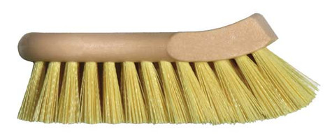 Brush Interior, Upholstery, Floor Mat Scrub