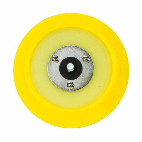 """5"""" Flex Edge D.A. Grip Backing Plate - Yellow"""