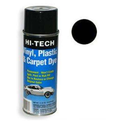 Hi-Tech Vinyl, Plastic & Carpet Dye - HT-470 Black