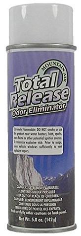Hi-Tech Total Release Odor Eliminator - Mountain Air 5oz
