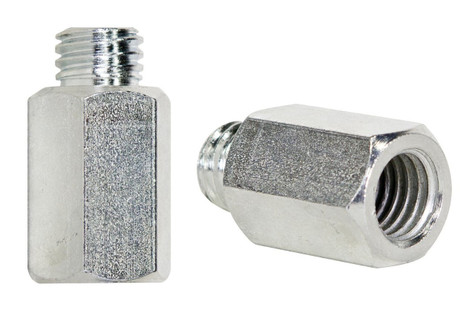 """Buff and Shine Rotary Thread Adapter / Extender - 5/8"""" Female to 5/8"""" Male"""