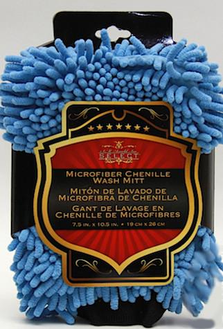 SM Arnold Microfibre Chenille Wash Mitt