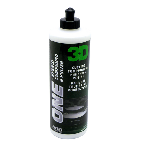 3D ONE Hybrid Compound and Polish