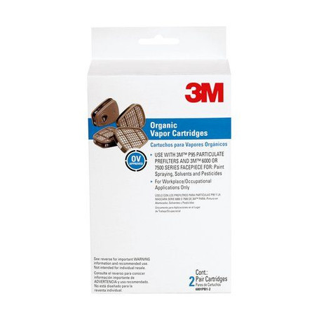3M Organic Vapour Cartridge for 3M 6000 Series Respirators