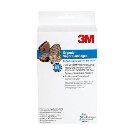 3M Organic Vapour Cartridge for 3M 6000 Series Respirators