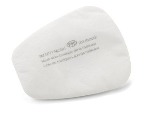 3M Particulate Filter 07194/P95/5P71 for 3M 5000 series/6000 series Respirators - Box of 10