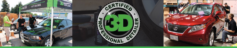 certified professional detailer training