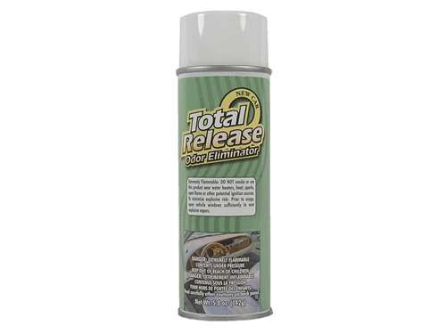 Hi-Tech Total Release Odor Eliminator - New Car 5oz