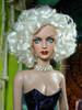 Snow White 93 KatSilk Saran Doll Hair