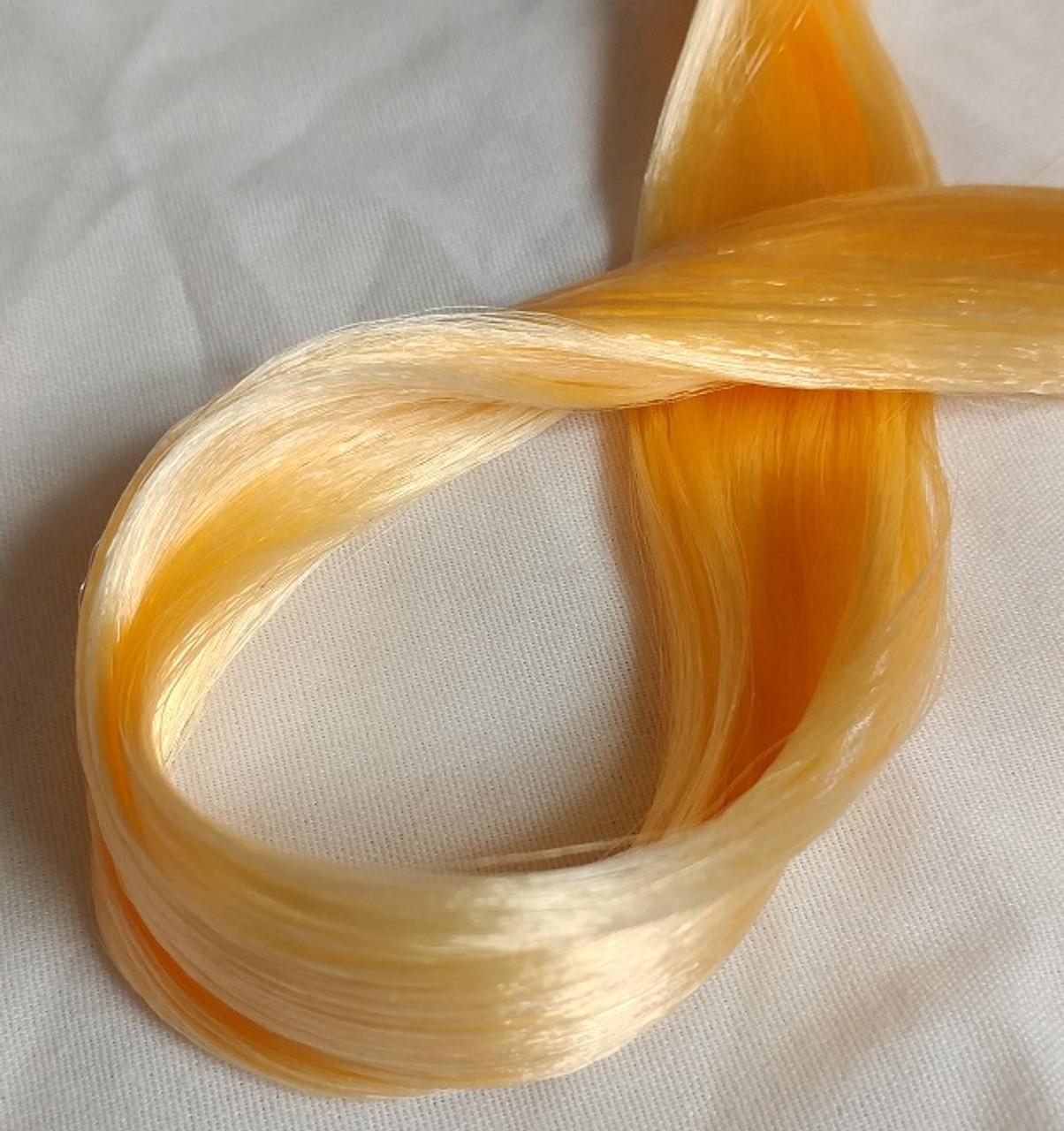 GoldiLocks 52 KatSilk Saran Doll Hair