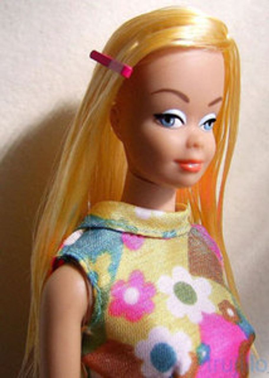 GoldiLocks 52 KatSilk Saran Doll Hair