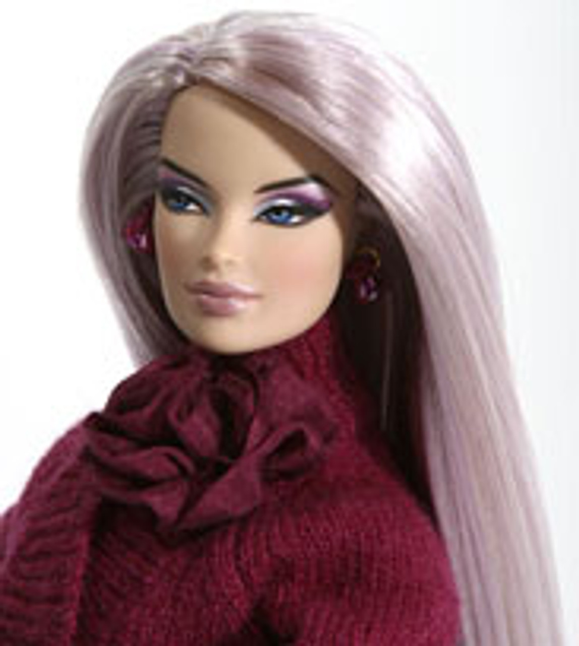 Opal Essence 62 KatSilk Saran Doll Hair