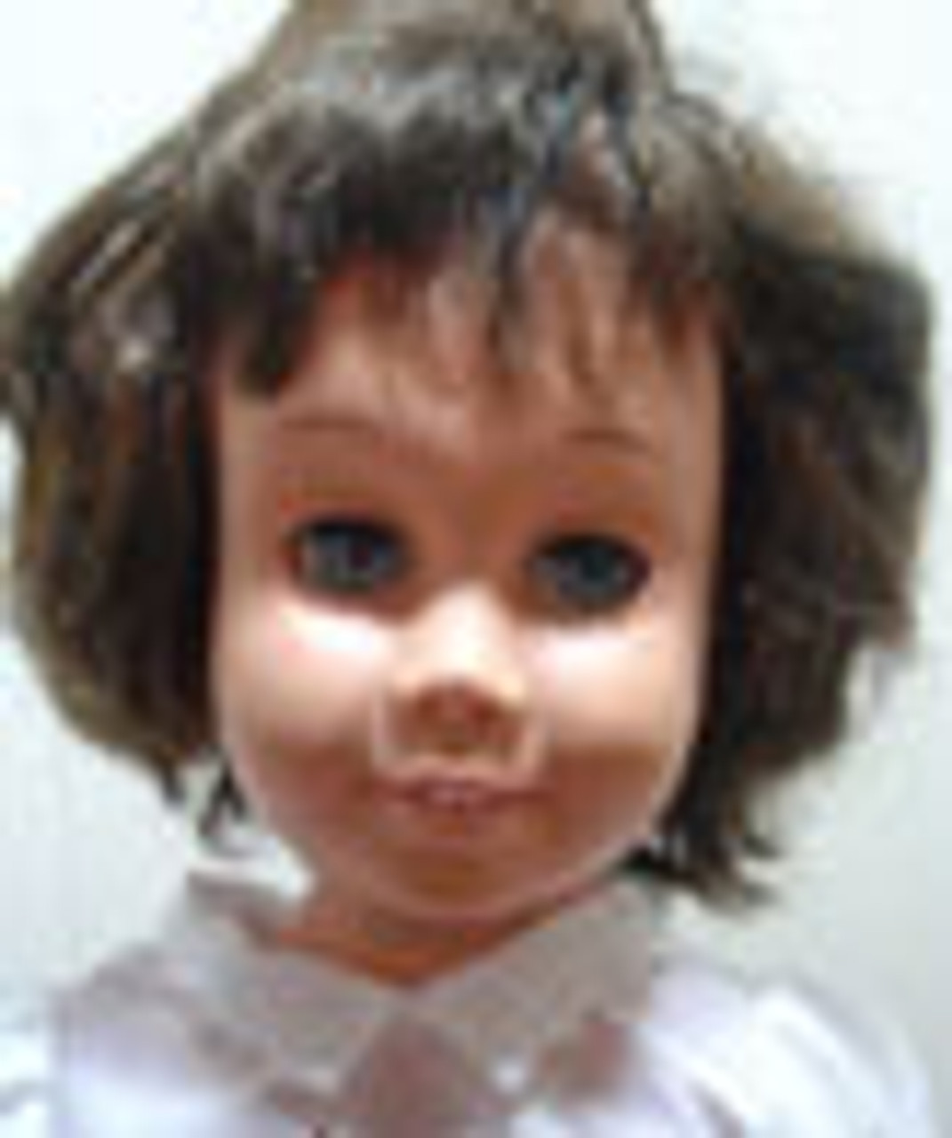 Chatty Brunette 86 KatSilk® Saran Doll Hair