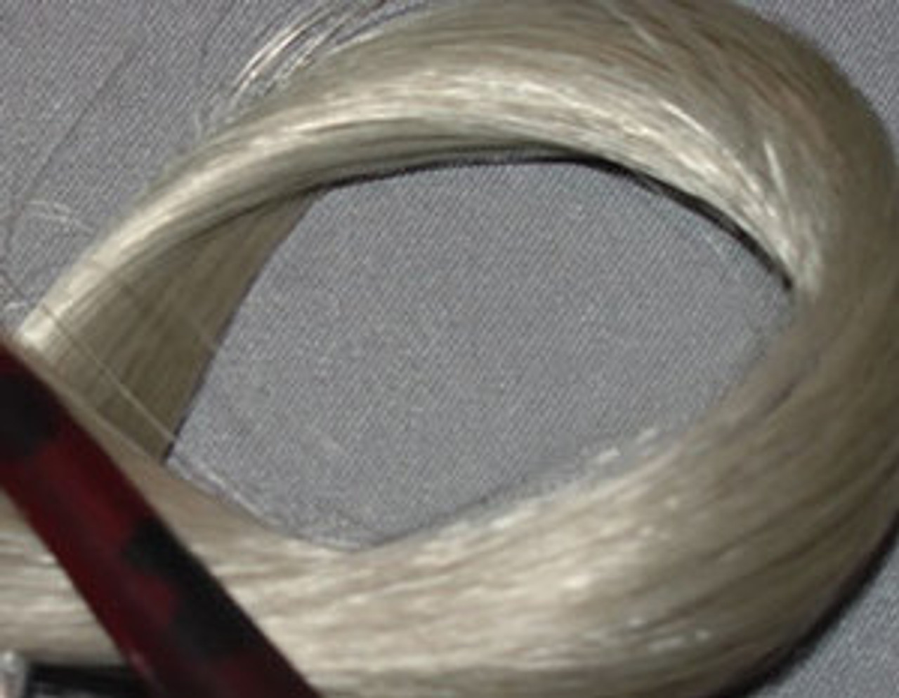 KatSilk Nylon Silver 4 Doll Hair 839