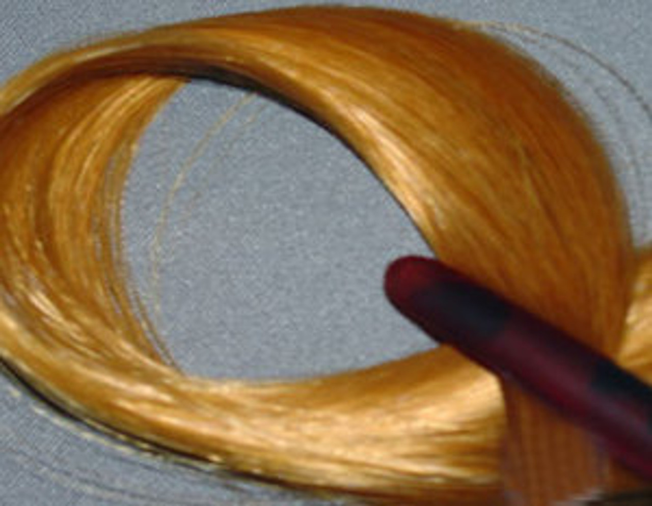 KatSilk Nylon Blond 11 Doll Hair 858