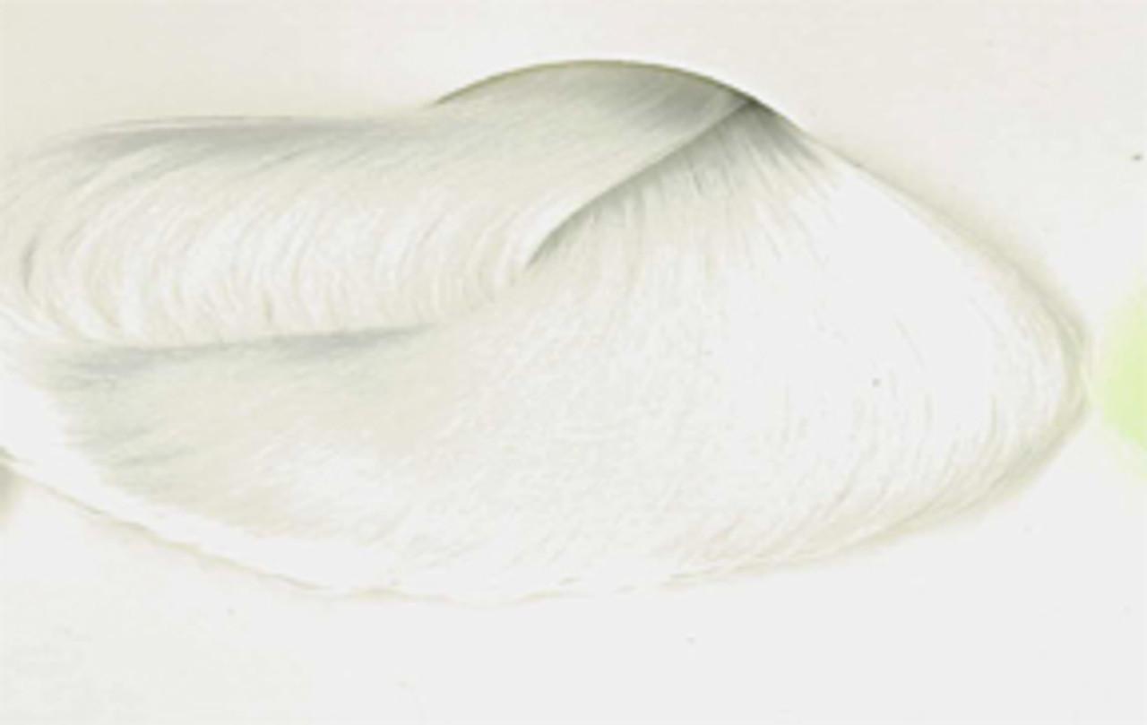 White 202 Premium Nylon Doll Hair
