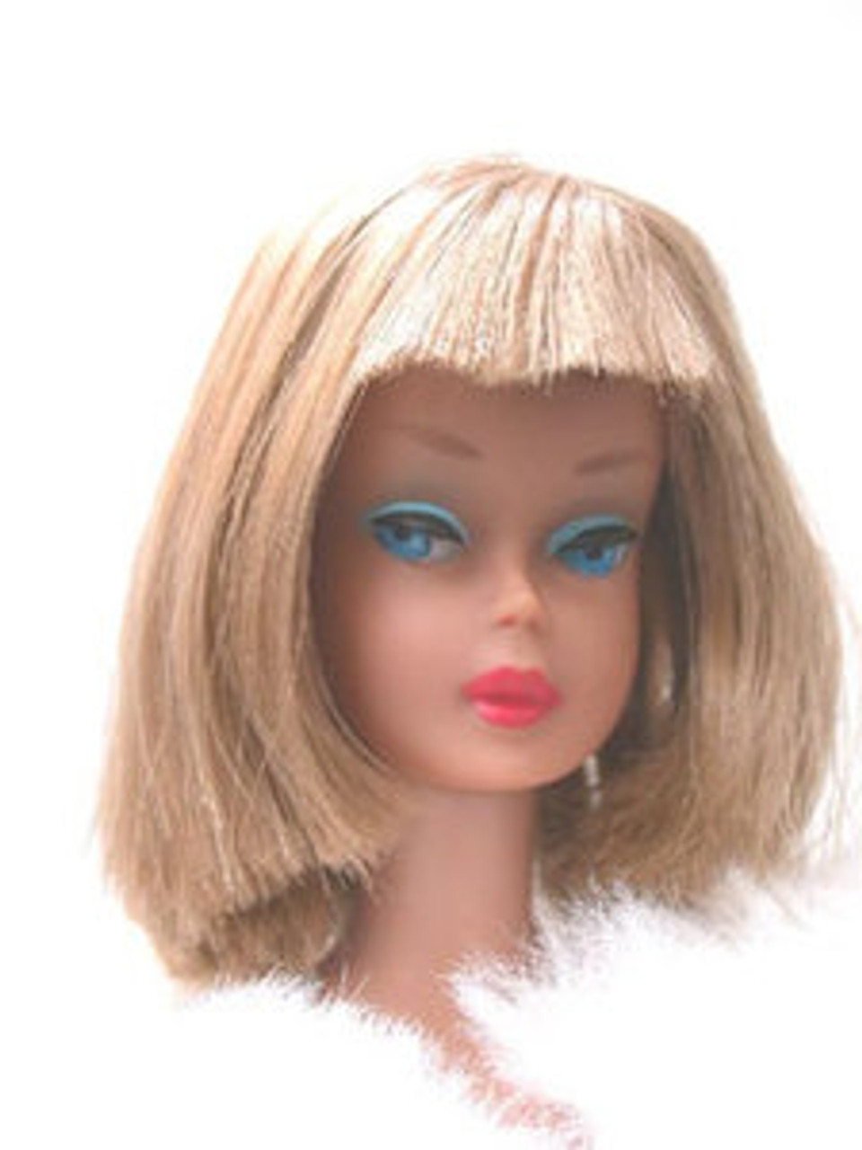 Ash Brown 11 KatSilk ® Saran Doll Hair