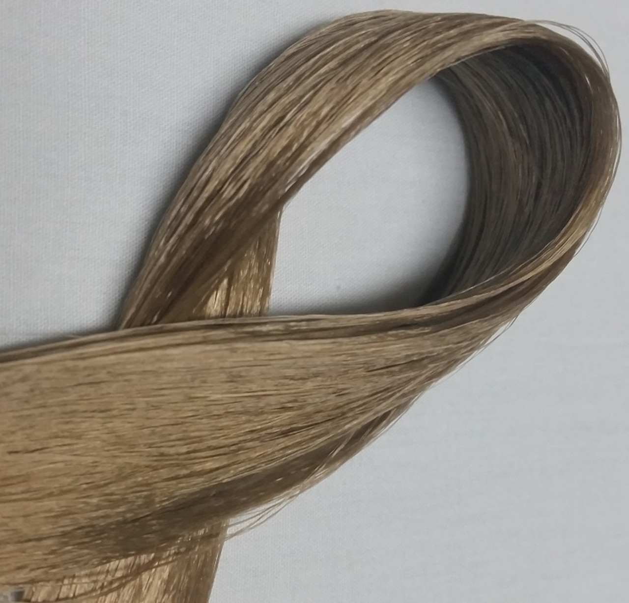 Ash Brown 11 KatSilk ® Saran Doll Hair